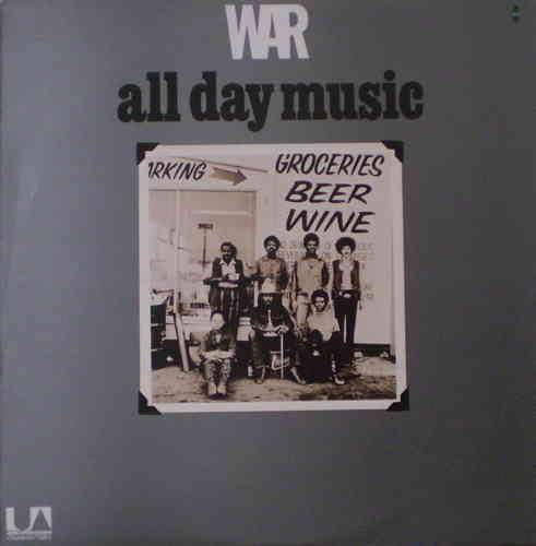 War - All Day Music