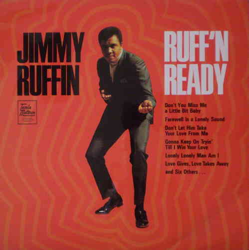 Jimmy Ruffin - Ruff 'n Ready
