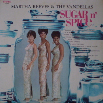 Martha Reeves & The Vandellas - Sugar n' Spice