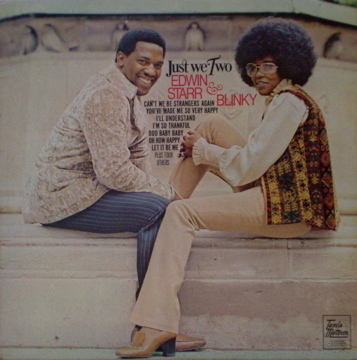 Edwin Starr & Blinky - Just We Two