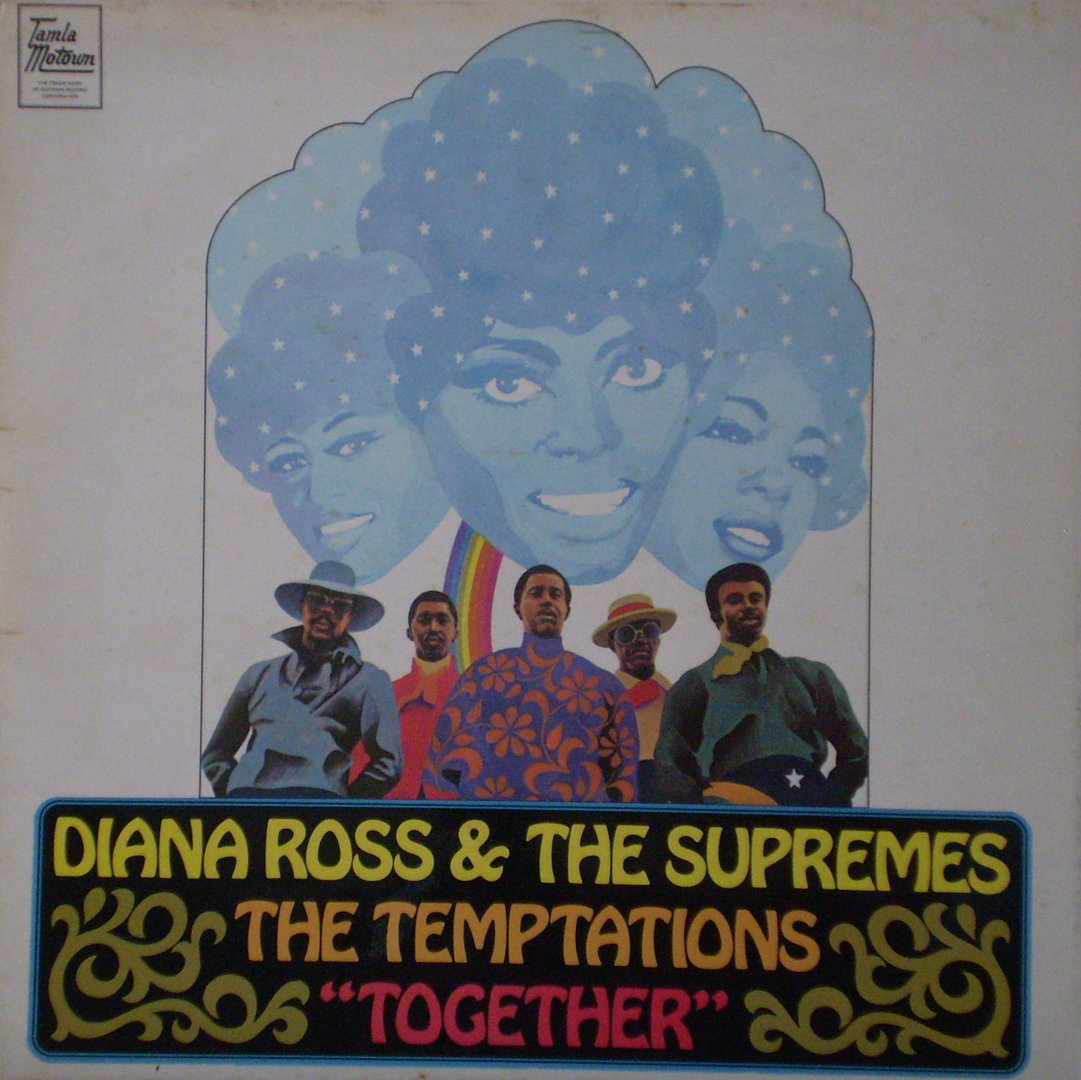 Diana Ross Amp The Supremes Amp The Temptations Together
