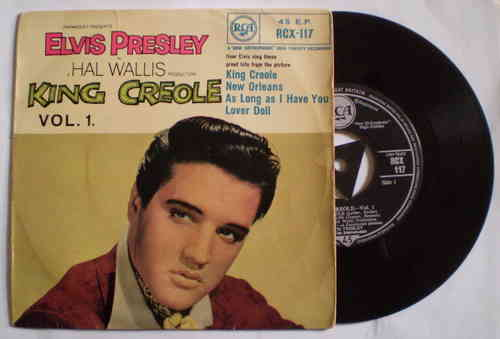 ELVIS PRESLEY - King Creole Vol. 1
