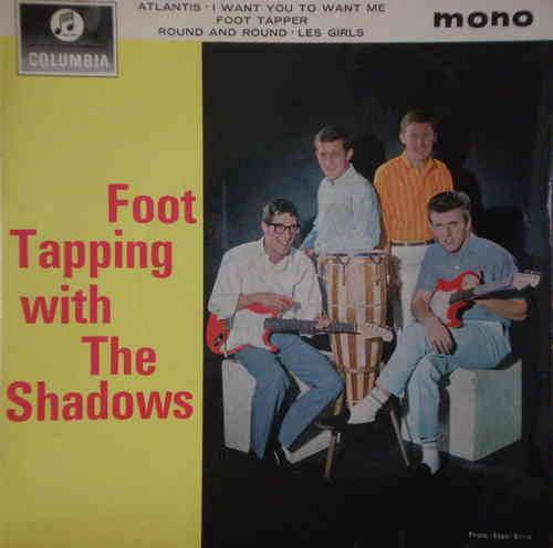 THE SHADOWS - Foot Tapping With The Shadows