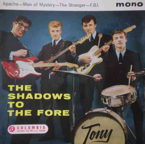 THE SHADOWS - The Shadows To The Fore