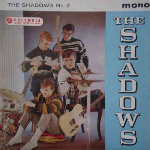The Shadows - The Shadows No. 2
