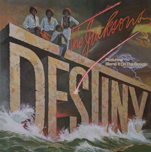 The Jacksons - Destiny