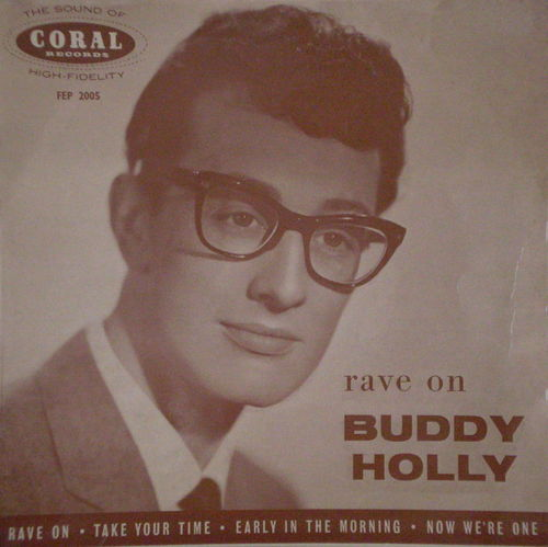 Buddy Holly - Rave On (EP)