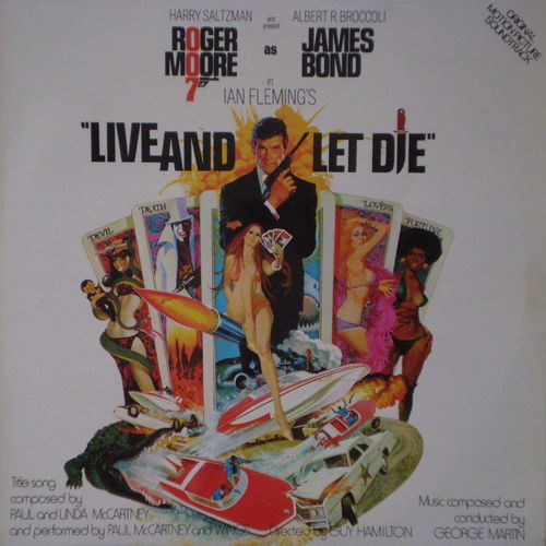 George Martin - Live and Let Die (Original Motion Picture Soundtrack)