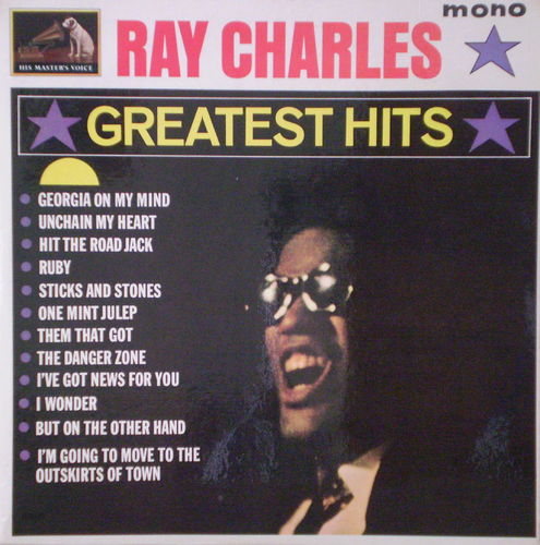 Ray Charles - Ray Charles Greatest Hits