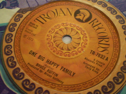 Bruce Ruffin - One Big Happy Family