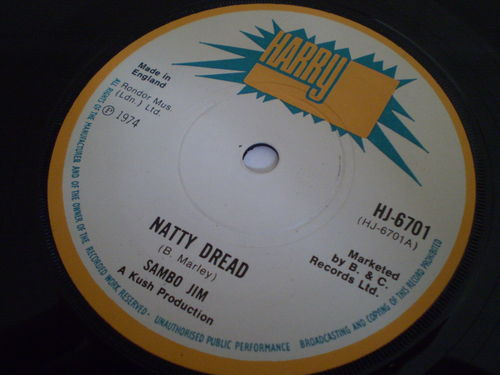 Sambo Jim - Natty Dread