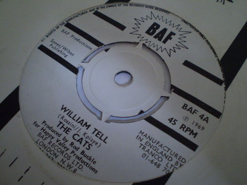 The Cats - William Tell
