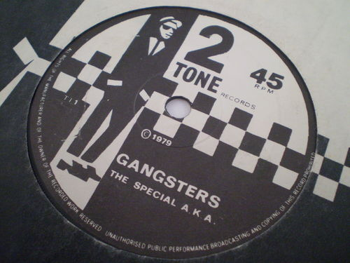 The Special AKA - Gangsters