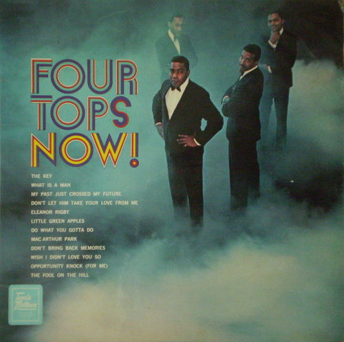 The Four Tops - Four Tops Now!