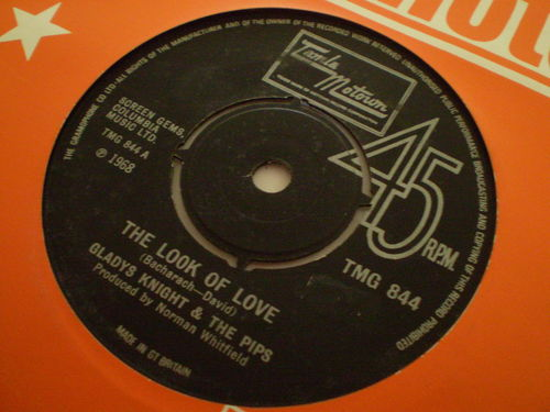 Gladys Knight & the Pips - The Look of Love