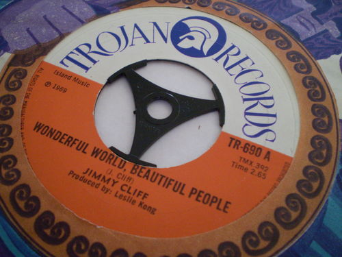 Jimmy Cliff - Wonderful World, Beautiful People