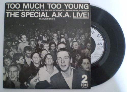 The Special A.K.A. - Too Much Too Young - The Special A.K.A. Live!