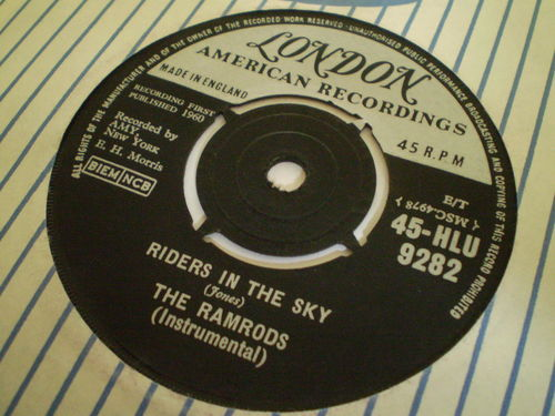 The Ramrods - (Ghost) Riders in the Sky