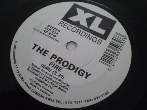 The Prodigy - Fire