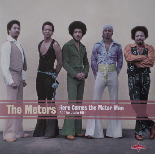 The Meters - Here Comes the Meter Man (All the Josie Hits)