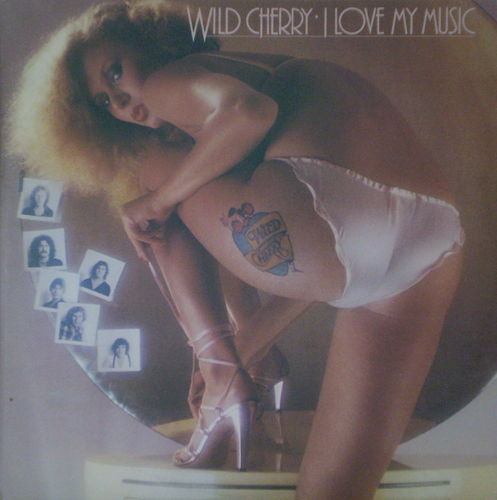 Wild Cherry - I Love My Music