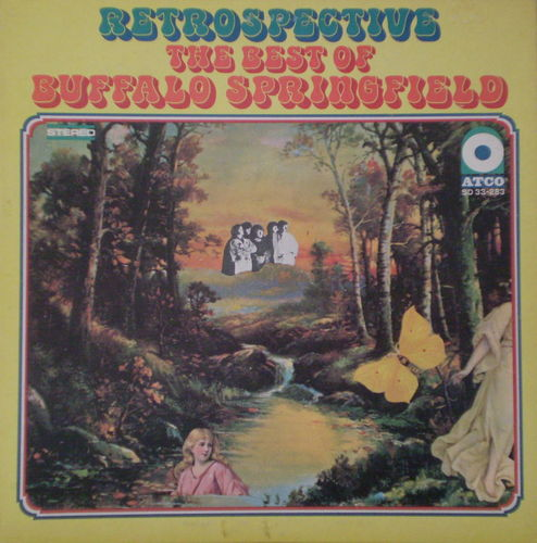 Buffalo Springfield - Retrospective: The Best of Buffalo Springfield