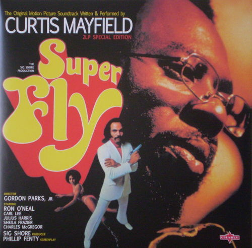 Curtis Mayfield - Super Fly (Original Motion Picture Soundtrack)