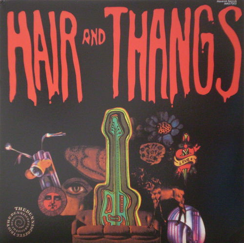 The Dennis Coffey Trio - Hair and Thangs