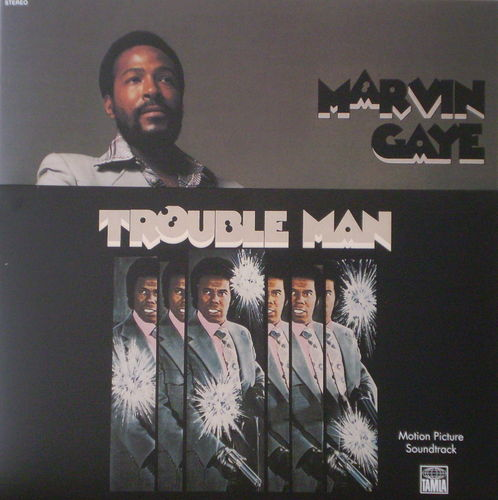 Marvin Gaye - Trouble Man (Motion Picture Soundtrack)