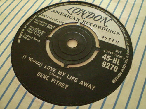 Gene Pitney - (I Wanna) Love My Life Away