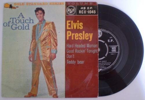 Elvis Presley - A Touch of Gold