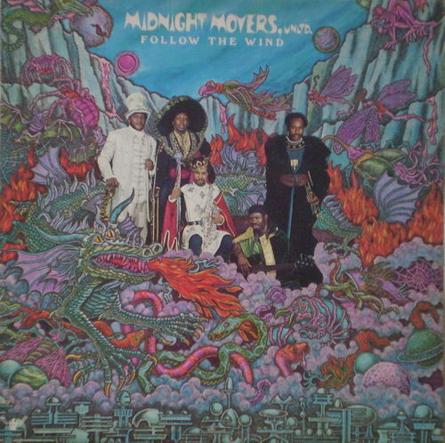 The Midnight Movers Unlimited - Follow the Wind