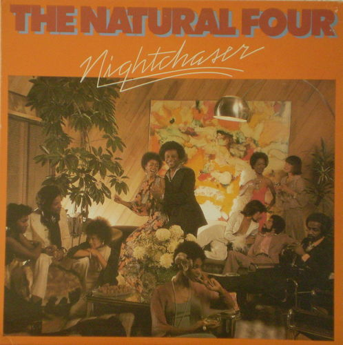 The Natural Four - Nightchaser