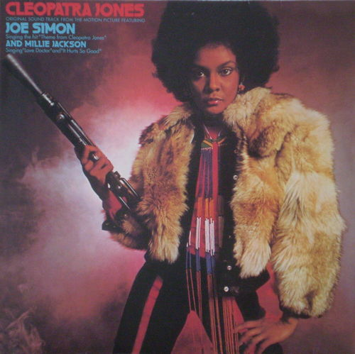 Joe Simon and Millie Jackson - Cleopatra Jones (Original Motion Picture Sound Track)