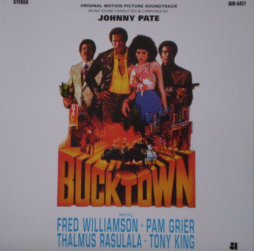 Johnny Pate - Bucktown (Original Motion Picture Soundtrack)