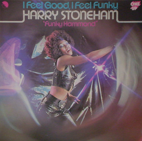 "Harry Stoneham - I Feel Good, I Feel Funky ""Funky Hammond"""
