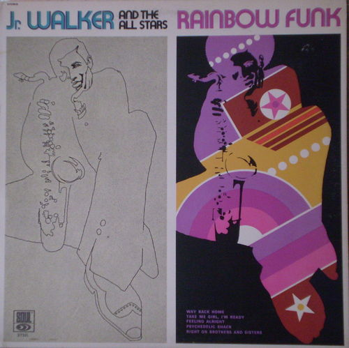 Jr, Walker and the All Stars - Rainbow Funk