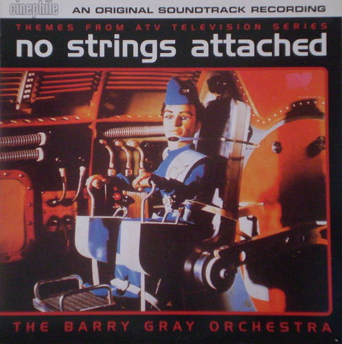 The Barry Gray Orchestra - No Strings Attached