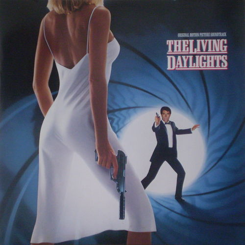 John Barry - The Living Daylights (Original Motion Picture Soundtrack)