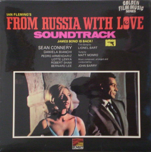 John Barry - From Russia With Love (Soundtrack)