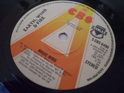 Earth Wind & Fire - Magic Mind