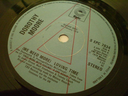 Dorothy Moore - (We Need More) Loving Time